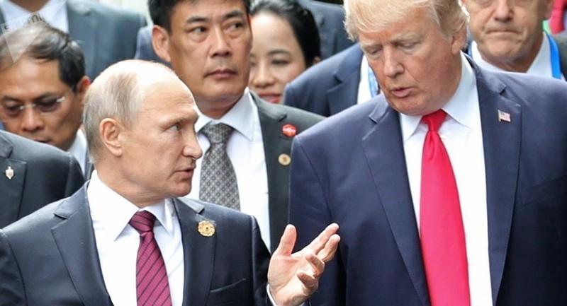 Anh báo động về cuộc gặp giữa ông Trump, Putin - ảnh 1