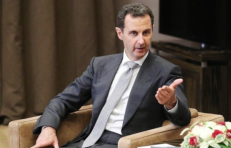 Ông Assad: Đàm phán với Mỹ chỉ lãng phí thời gian - ảnh 1