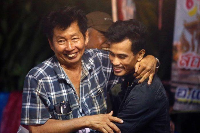 Những dấu vết giúp đội cứu hộ tìm thấy đội bóng nhí Thái Lan - ảnh 5