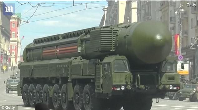 Nga tiết lộ 6 vũ khí 'không ai sánh kịp' sắp biên chế  - ảnh 2