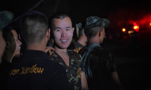 Tạm dừng chiến dịch giải cứu đội bóng Thái Lan do hết bình oxy - ảnh 4