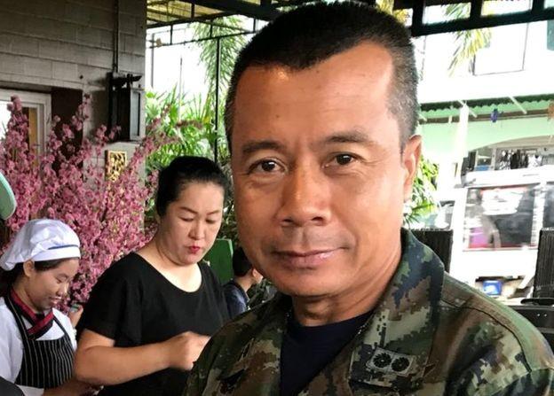 Những người hùng thầm lặng giải cứu đội bóng nhí Thái Lan - ảnh 4