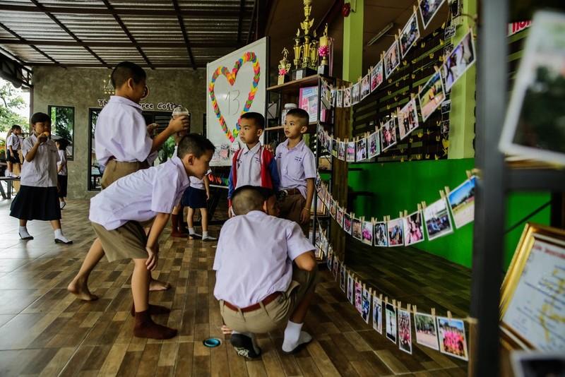 'Viên ngọc quý' trong đội bóng nhí Thái Lan - ảnh 2