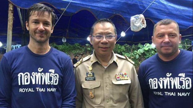 Những người hùng thầm lặng giải cứu đội bóng nhí Thái Lan - ảnh 6