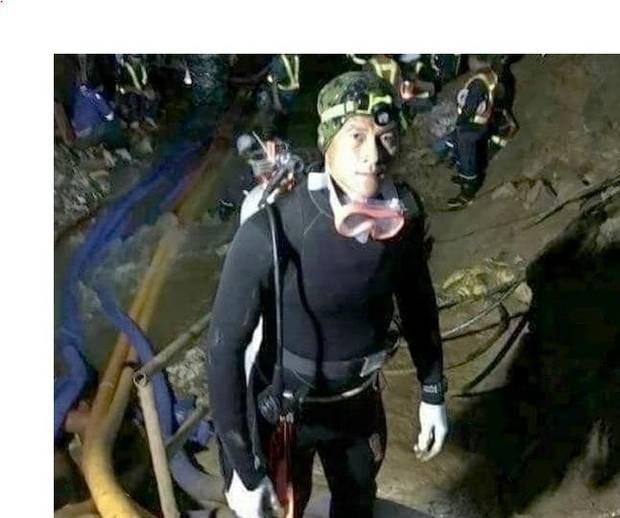 Đội bóng nhí Thái Lan sẽ đi tu tưởng nhớ thợ lặn tử nạn - ảnh 1