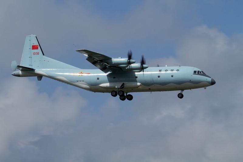 Trong 1 ngày, máy bay TQ bị Hàn-Nhật tung tiêm kích chặn - ảnh 1