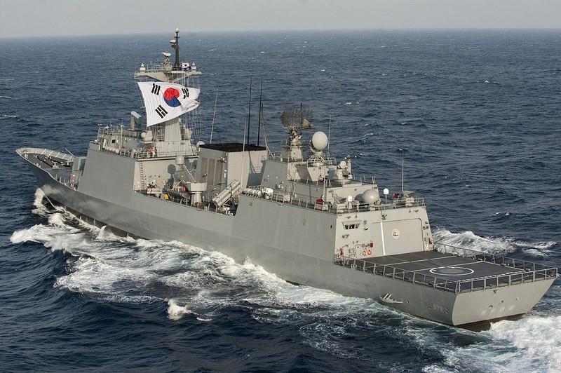 Hàn Quốc điều tàu chiến tới Libya cứu công dân bị bắt cóc - ảnh 1
