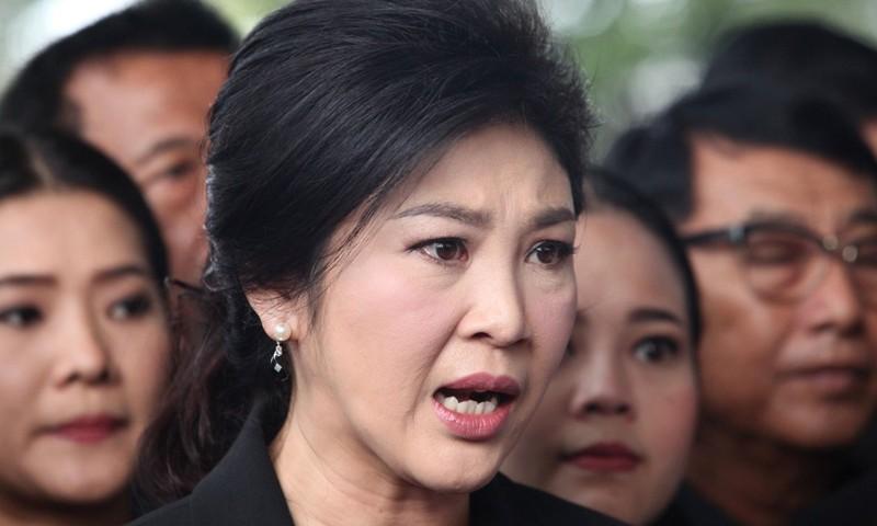 Rộ tin bà Yingluck vội vã rời Anh để tránh dẫn độ - ảnh 1