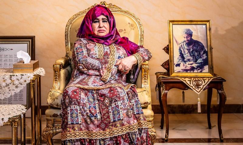 Mẹ Osama bin Laden lần đầu nói về quá khứ 'tẩy não' của con - ảnh 1
