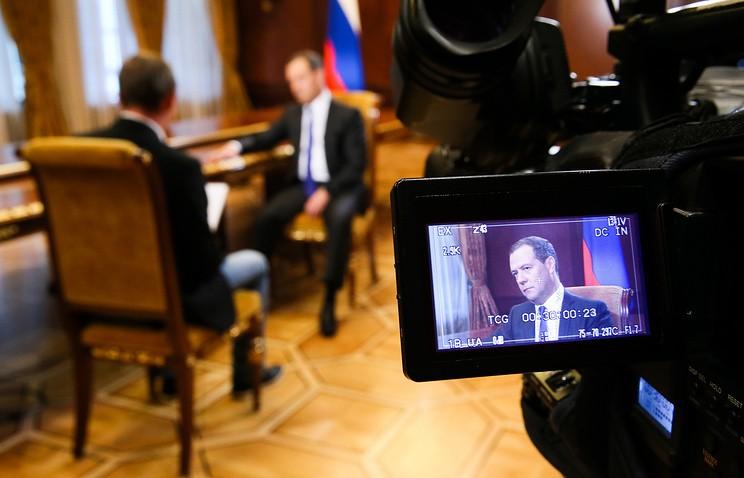Ông Medvedev: Bộ ba hạt nhân NATO đang nhắm vào Nga - ảnh 1