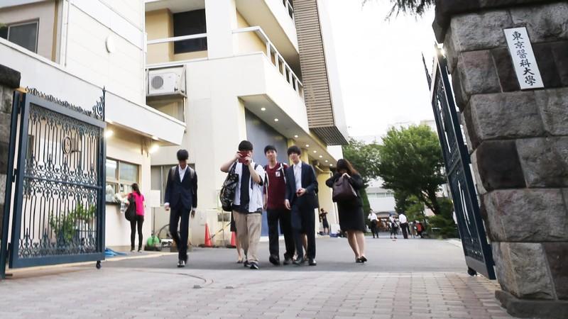 ĐH Y Nhật Bản sửa điểm để đánh rớt thí sinh nữ - ảnh 3