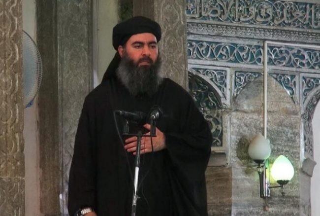 Ông trùm IS trúng không kích 'nằm liệt giường', nội bộ lục đục - ảnh 1