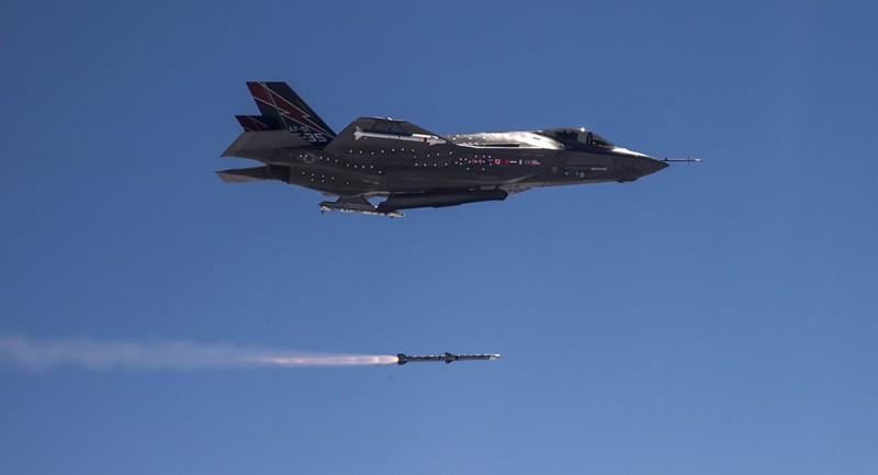 F-35 Mỹ tàng hình tới đâu cũng không qua mặt được Su-35 Nga? - ảnh 3