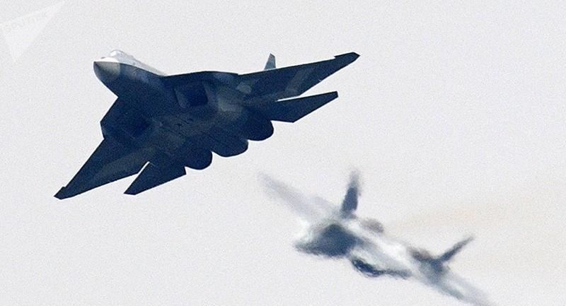 F-35 Mỹ tàng hình tới đâu cũng không qua mặt được Su-35 Nga? - ảnh 4