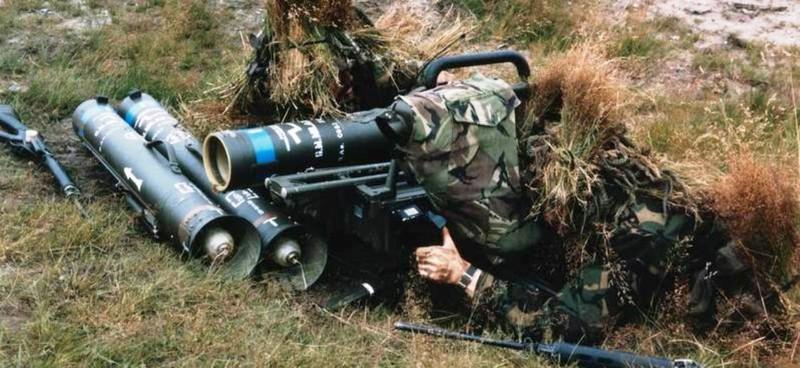 Nga trưng bày dàn vũ khí Mỹ chế tạo bị thu giữ ở Syria - ảnh 3