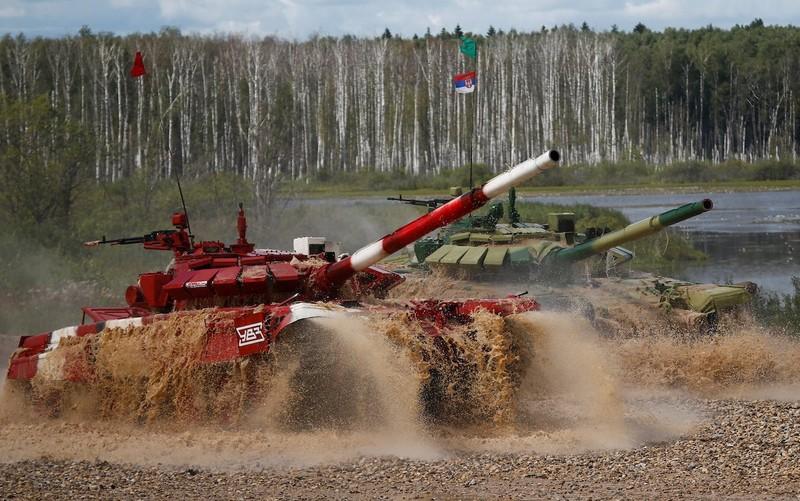 Nga trưng bày dàn vũ khí Mỹ chế tạo bị thu giữ ở Syria - ảnh 4