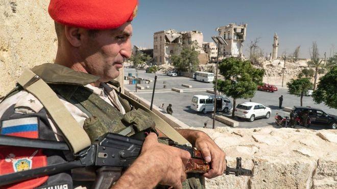 Bất ngờ với số binh sĩ Nga triển khai ở Syria - ảnh 2