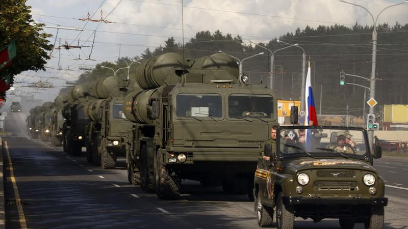 Mỹ dọa trừng phạt 'cả thế giới' nếu mua S-400 Nga - ảnh 1