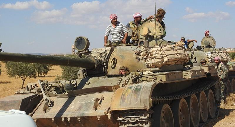 Quân đội Syria khoe vũ khí độc, lạ cho trận quyết chiến Idlib - ảnh 3