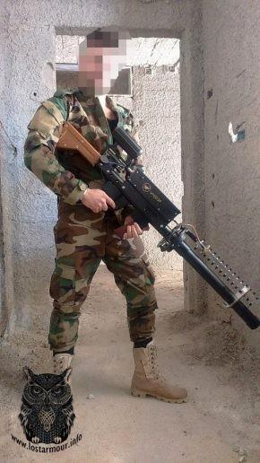 Quân đội Syria khoe vũ khí độc, lạ cho trận quyết chiến Idlib - ảnh 1