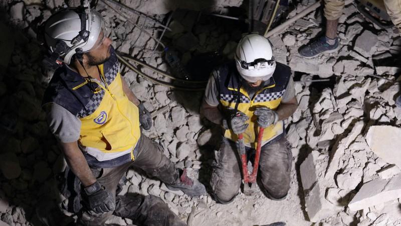Nga vạch trần màn kịch tấn công hóa học ở Syria 2 ngày tới - ảnh 1