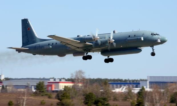 Nga xác nhận: Phòng không Syria bắn rơi trinh sát cơ Il-20  - ảnh 1