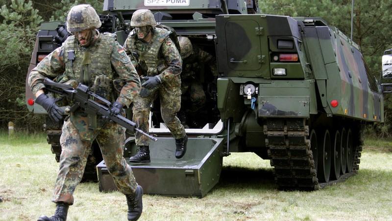 Tiết lộ gây sửng sốt của quân đội Đức - ảnh 1