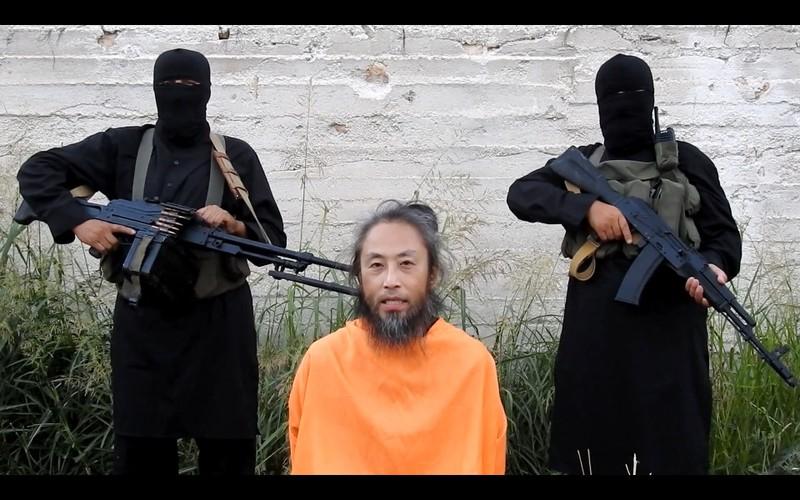 Nhà báo Nhật bị bắt cóc ở Syria gửi lời xin lỗi - ảnh 2