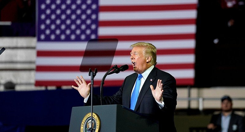 Ông Trump: Bầu cử giữa kỳ 'thành công to lớn' - ảnh 1