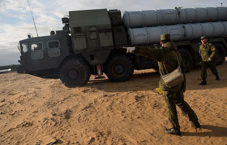 Hệ thống S-300 ở Syria sẵn sàng tác chiến - ảnh 1