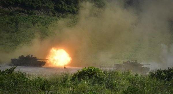 Báo Triều Tiên chỉ trích Hàn Quốc tập trận chung với Mỹ - ảnh 1