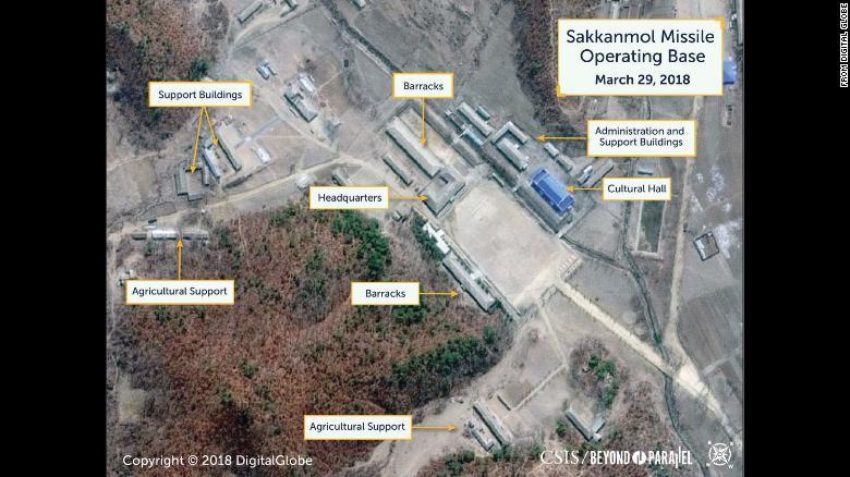 Nghi Triều Tiên che giấu căn cứ có thể phóng tên lửa tới Mỹ - ảnh 1