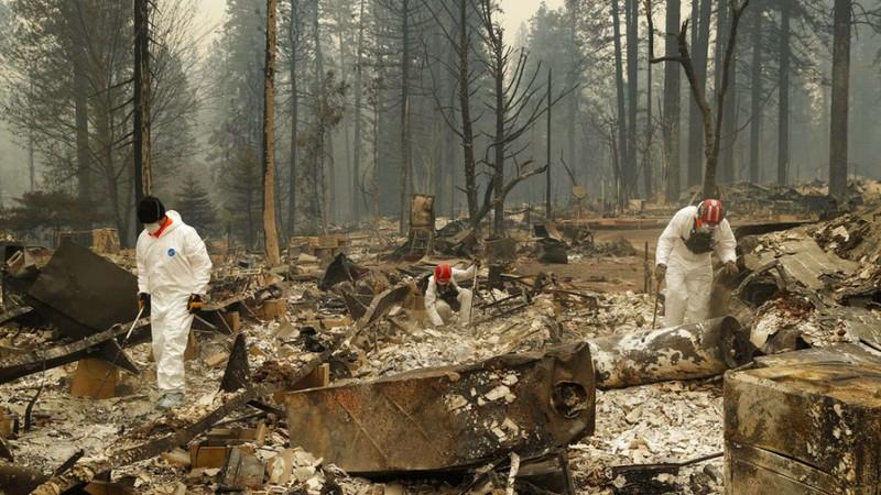California trả cho tù nhân tham gia chữa cháy rừng 1 USD/giờ - ảnh 3