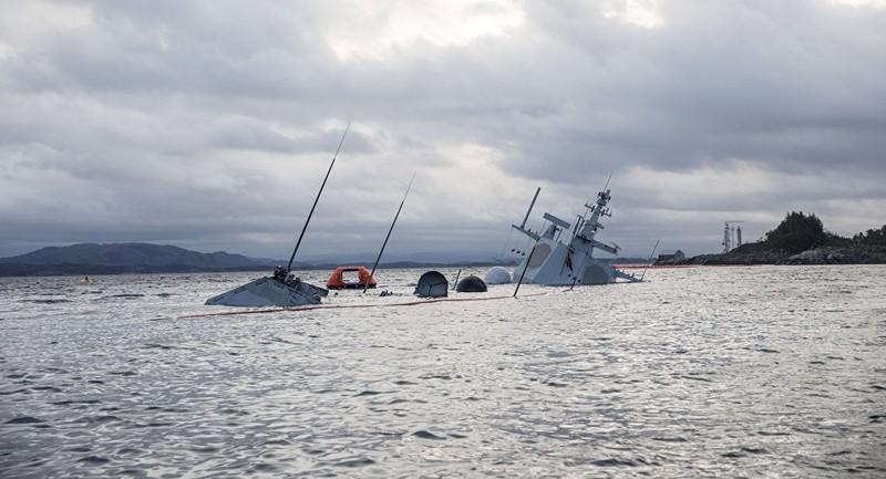 Bí ẩn vai trò của sĩ quan Mỹ trong vụ tàu Na Uy bị đâm chìm - ảnh 1