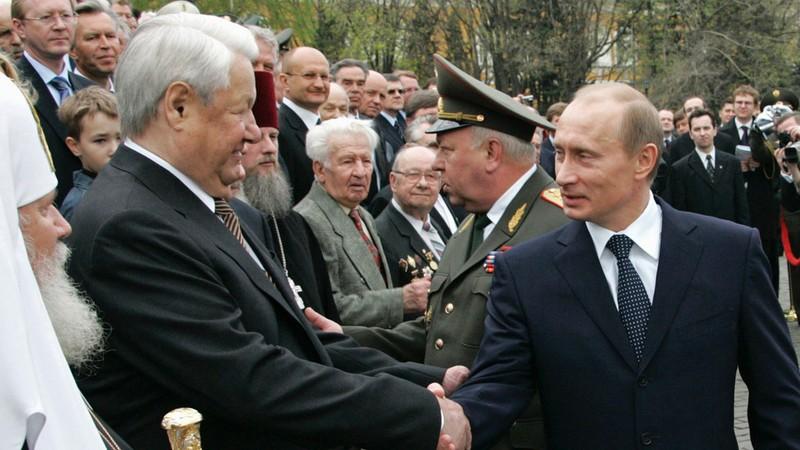 Ông Putin từng không muốn làm tổng thống - ảnh 1