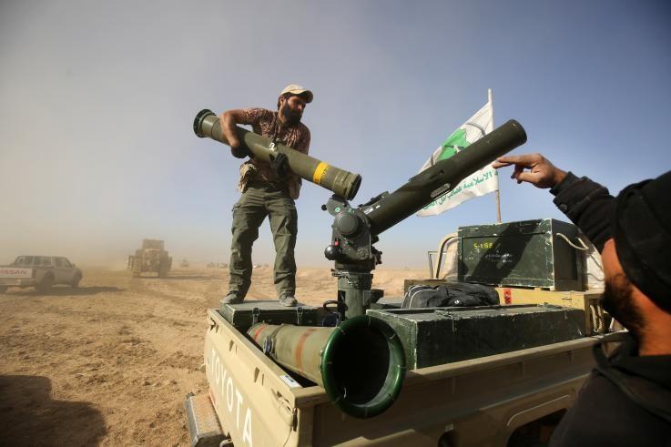 Tên lửa chống tăng Mỹ khiến Mỹ lâm nguy ở Trung Đông - ảnh 3
