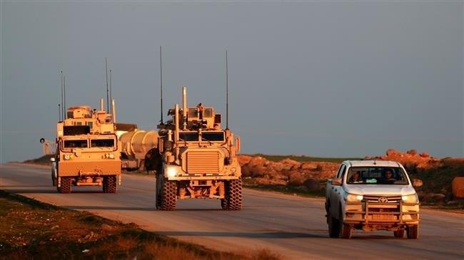 Mỹ điều 250 xe chở đầy vũ khí tiến vào miền Bắc Syria - ảnh 1