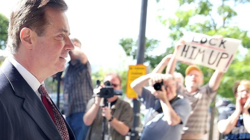 Cựu giám đốc chiến dịch tranh cử của ông Trump lãnh án tù - ảnh 1