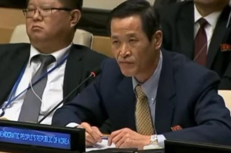 Các đại sứ Triều Tiên đồng loạt trúng cử quốc hội khóa mới - ảnh 1