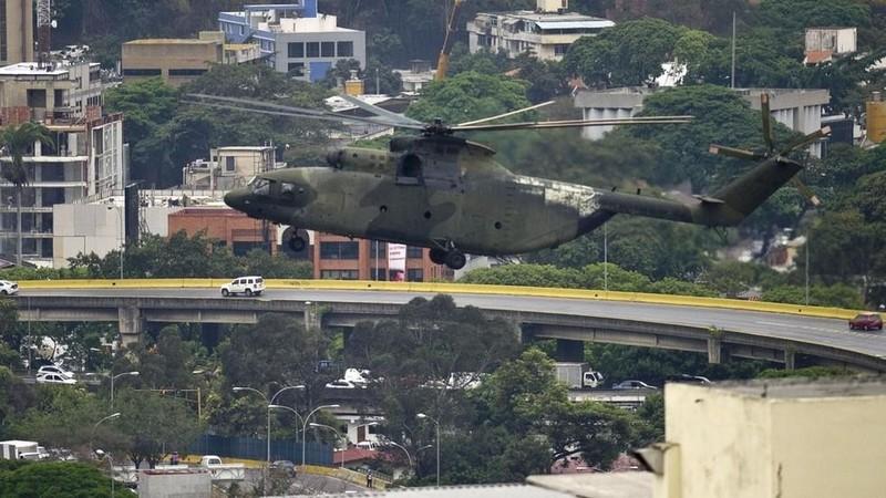 Nga mở trung tâm huấn luyện trực thăng quân sự ở Venezuela - ảnh 1