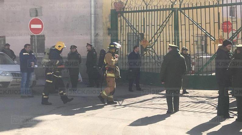 Nổ lớn ở học viện quân sự Nga, nhiều người bị thương - ảnh 1