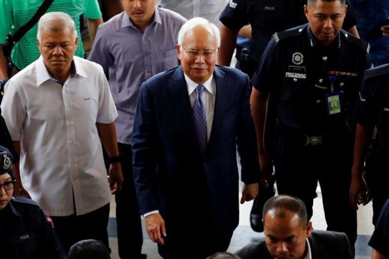 Cựu thủ tướng Najib bị tố tham nhũng hàng tỉ USD để sửa nhà - ảnh 1