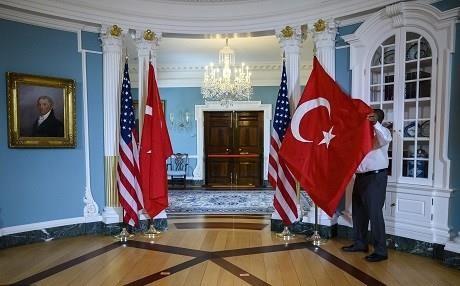 Mỹ-Thổ Nhĩ Kỳ tung 'tối hậu thư' cho nhau - ảnh 1