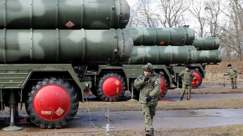 Mỹ cảnh báo Thổ Nhĩ Kỳ về thương vụ S-400 với Nga - ảnh 1