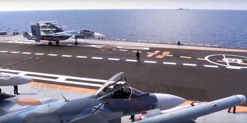Nga có thể 'khai tử' tàu sân bay duy nhất vì không sửa được - ảnh 3
