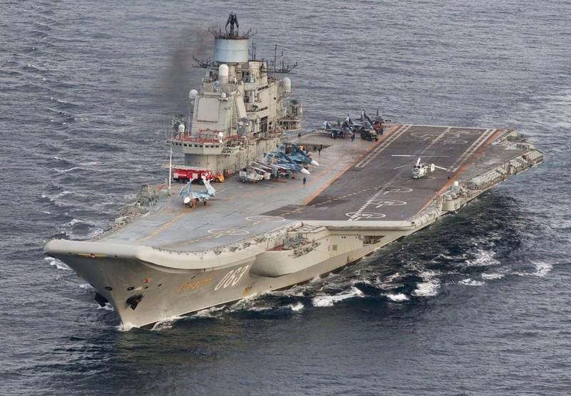 Nga có thể 'khai tử' tàu sân bay duy nhất vì không sửa được - ảnh 1