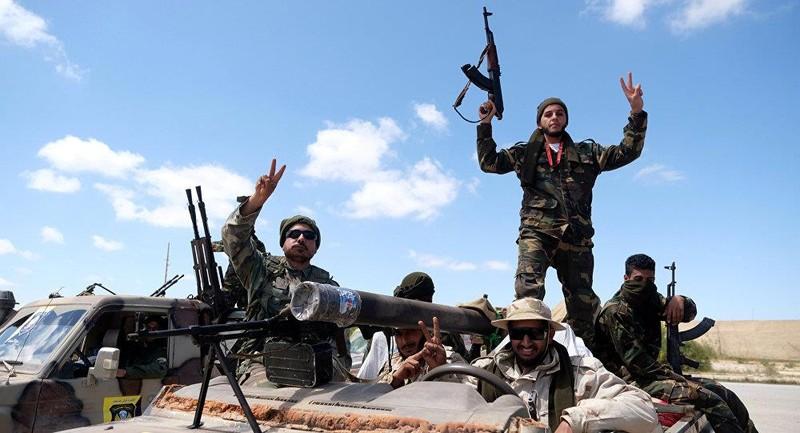 Libya: Saudi Arabia 'bơm' hàng chục triệu USD để đánh Tripoli - ảnh 1