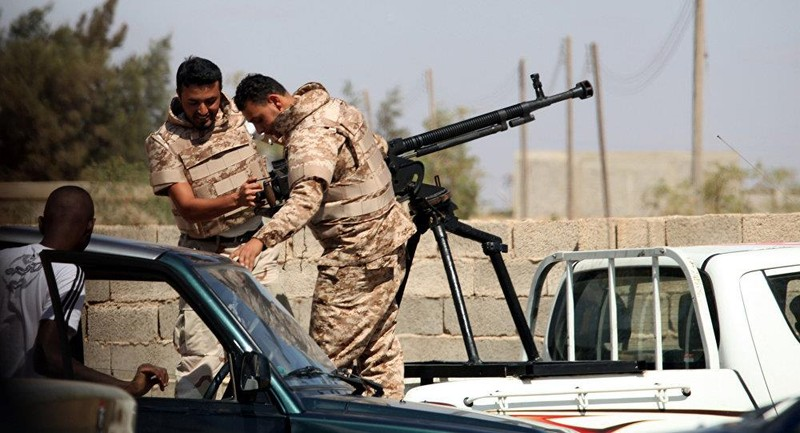 Libya: Phe Tripoli ra lệnh bắt tướng Haftar - ảnh 2