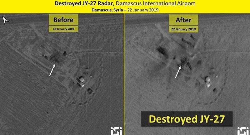 Radar Trung Quốc bị Israel phá hủy ở Syria hoạt động trở lại - ảnh 1