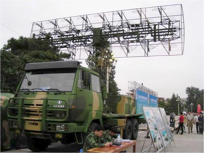 Radar Trung Quốc bị Israel phá hủy ở Syria hoạt động trở lại - ảnh 3
